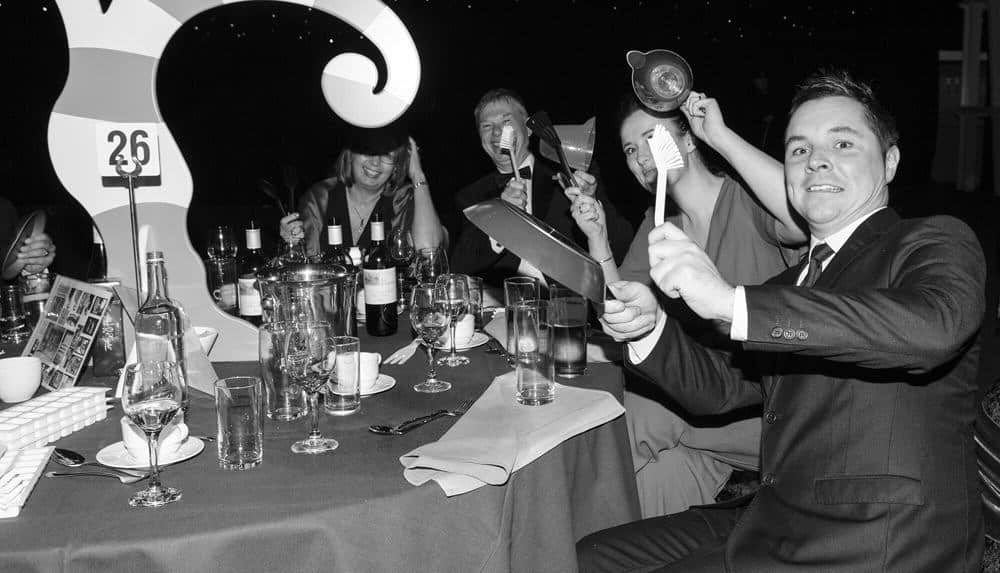 Crashing Waiters event