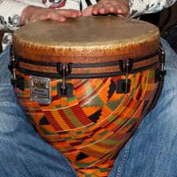 Photo of a Remo drum