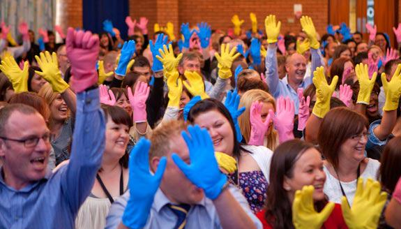 Clap Happy Event