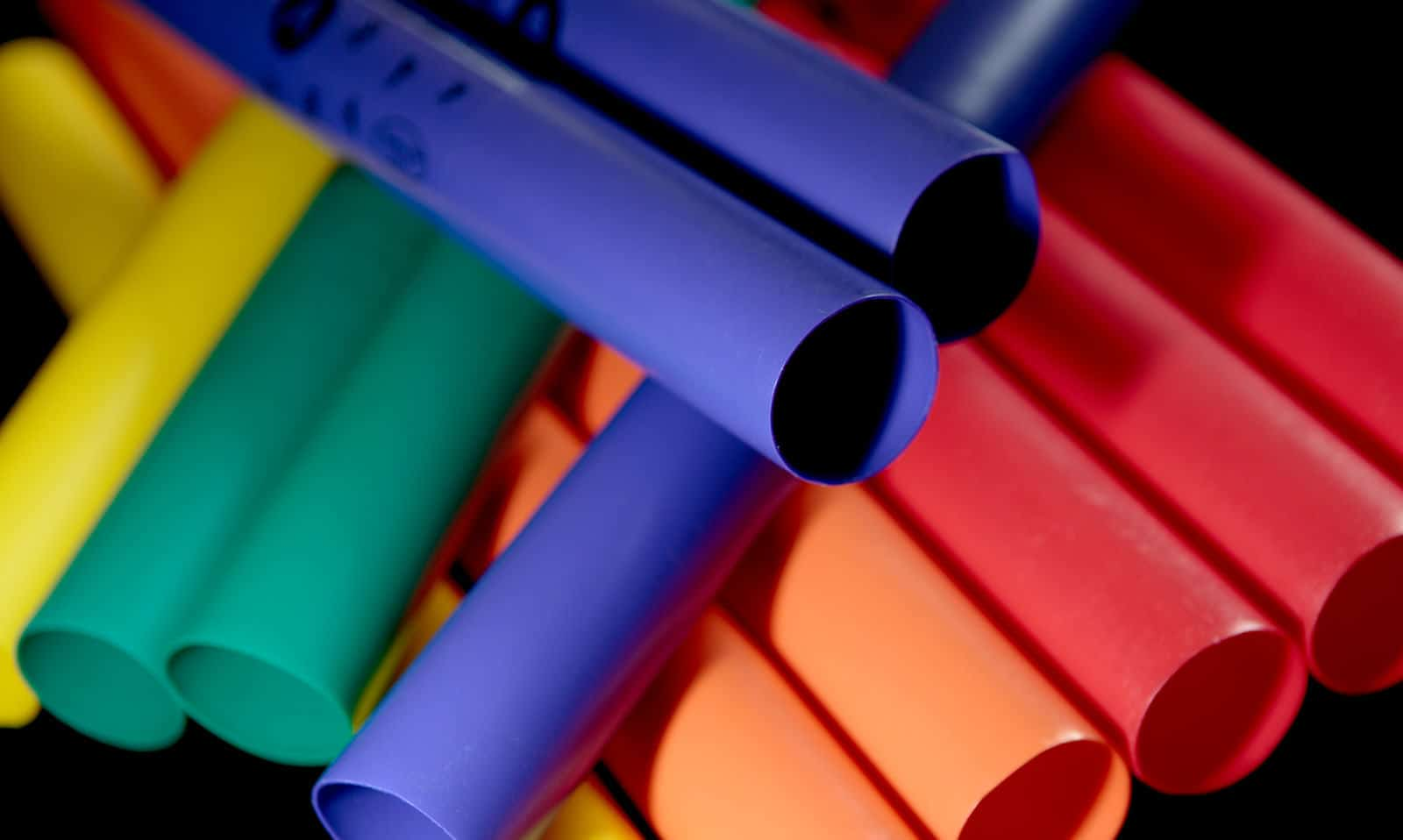 Boomwhackers for large team building
