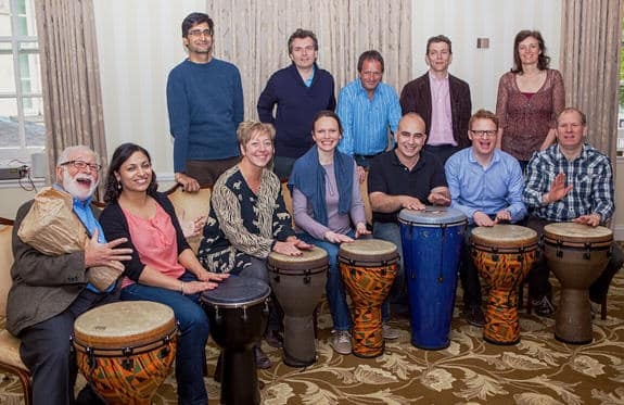 Drum events from Creative Team Events