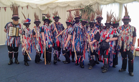 Photo of Morris Dancers from Creative Team Events