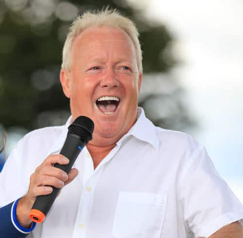 Photo of Keith Chegwin