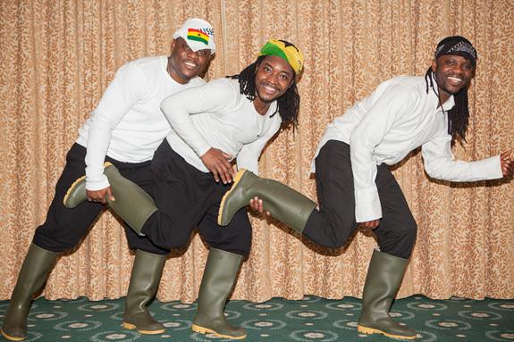 gumboot-dancing