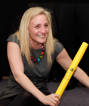 Boomwhacker event