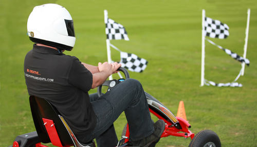 Beat the Stig team building driving event