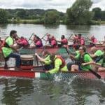Dragon Boat Racing Team Building