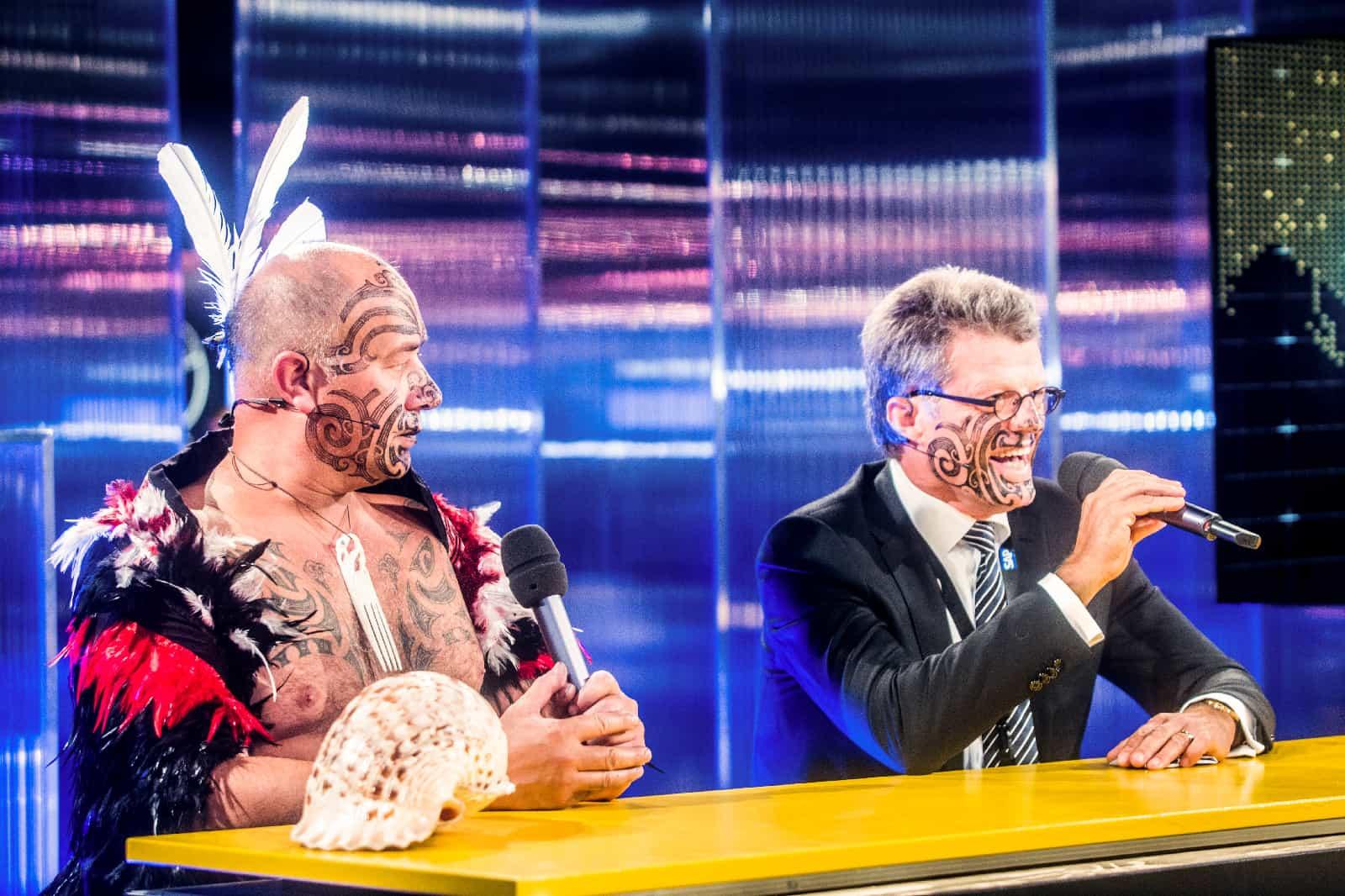 Haka TV interview